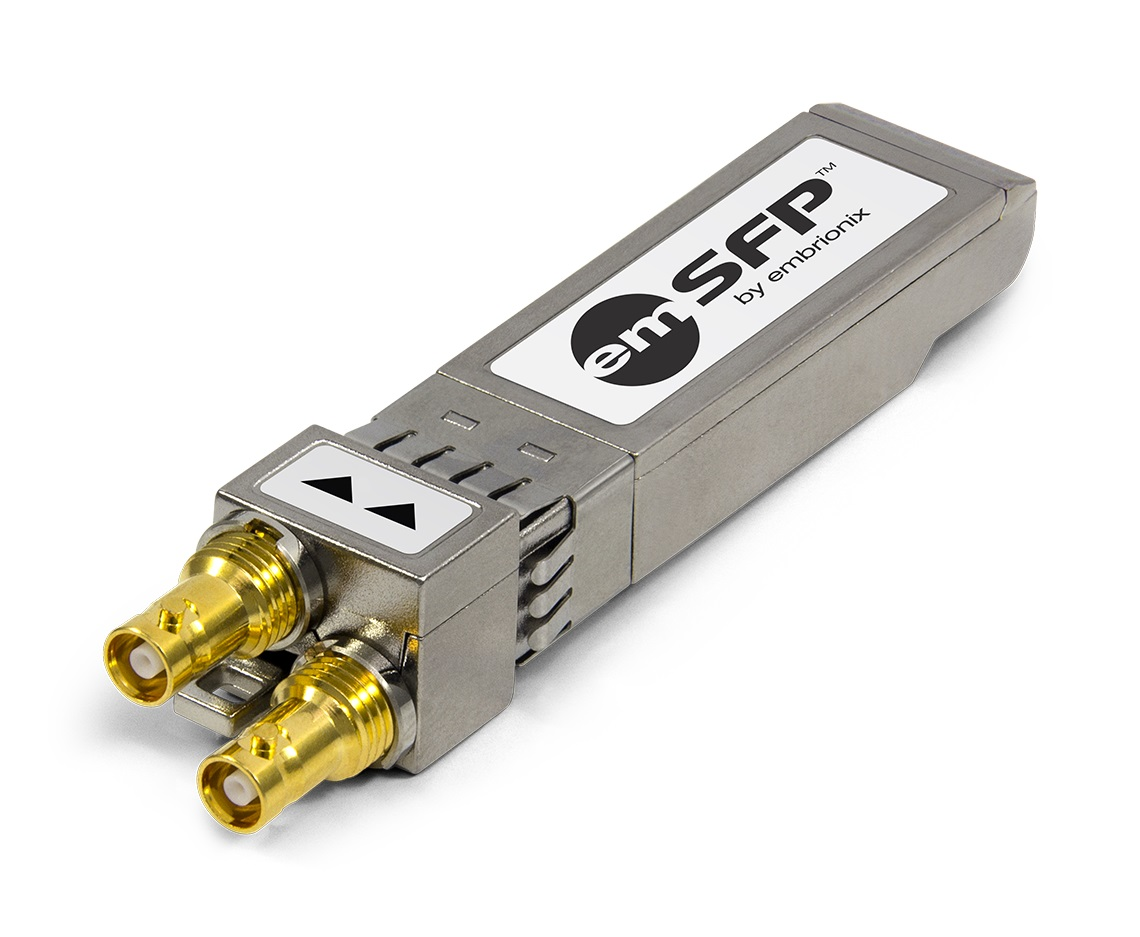 Video SDI over IP based on Software-Defined SFP, SDI dual receivers - IP switch
