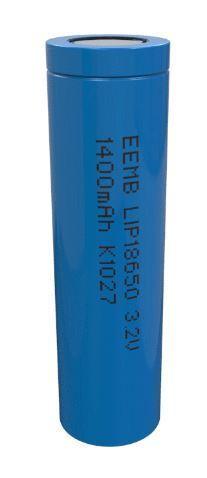 LiFePO4 Cylindrique