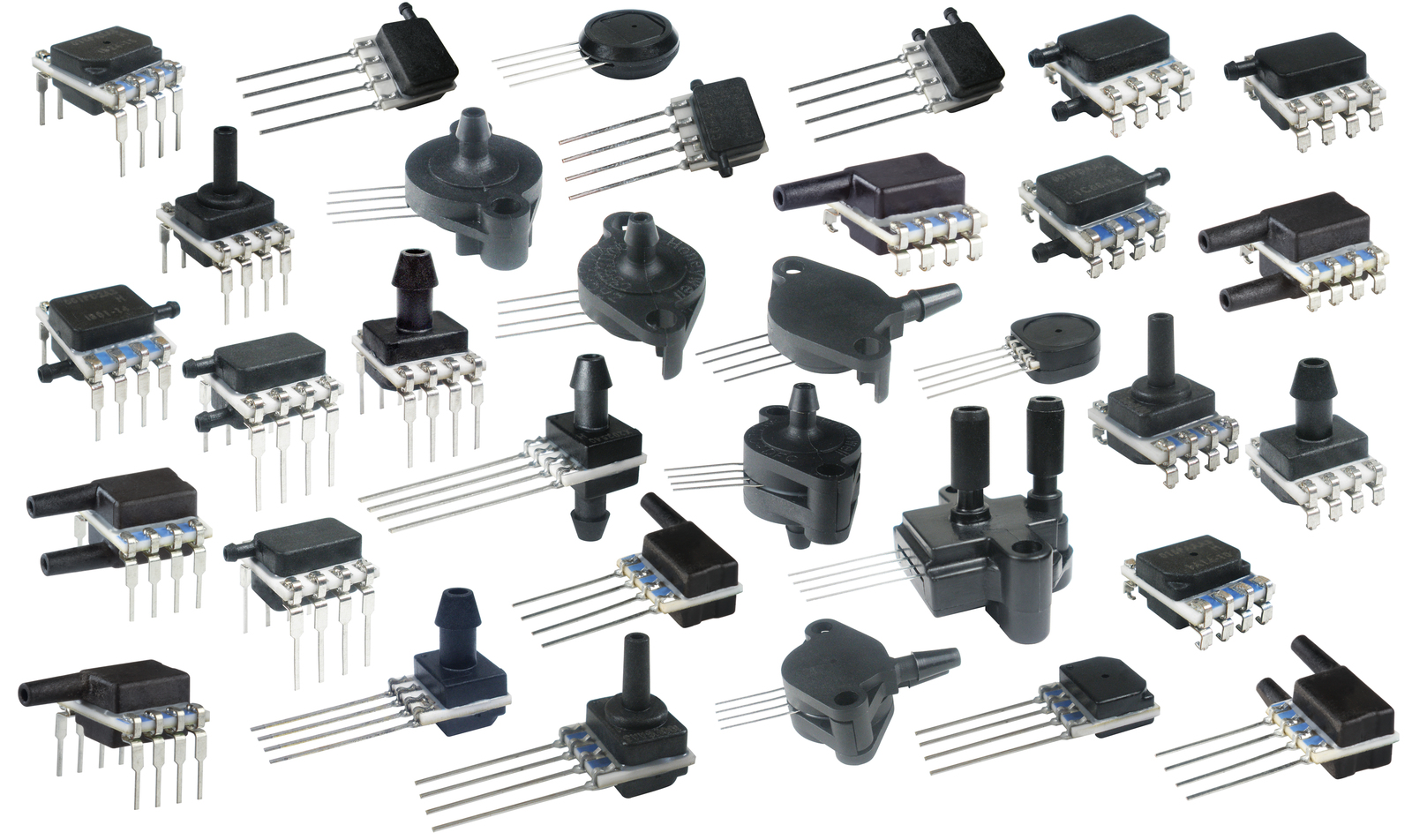 Pressure Sensors - Guide de sélection