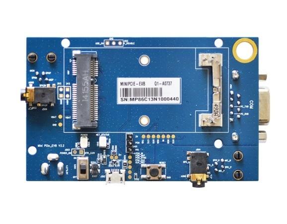 MiniPcie EVB Kit