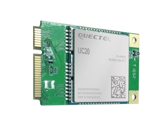 UC20 Mini PCIe