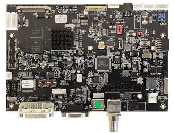 SVH-1920v2 LCD Controller