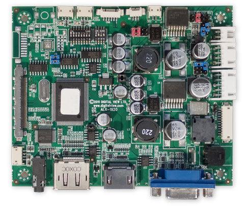 ALR-1920 LCD Controller