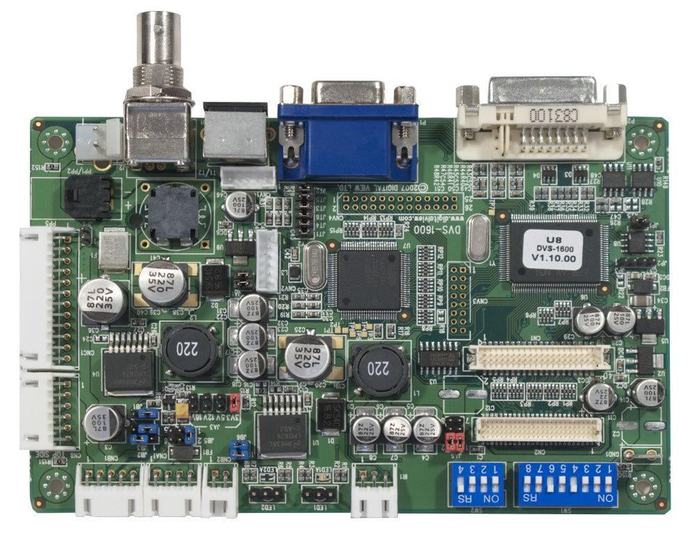 DVS-1600 LCD Controller