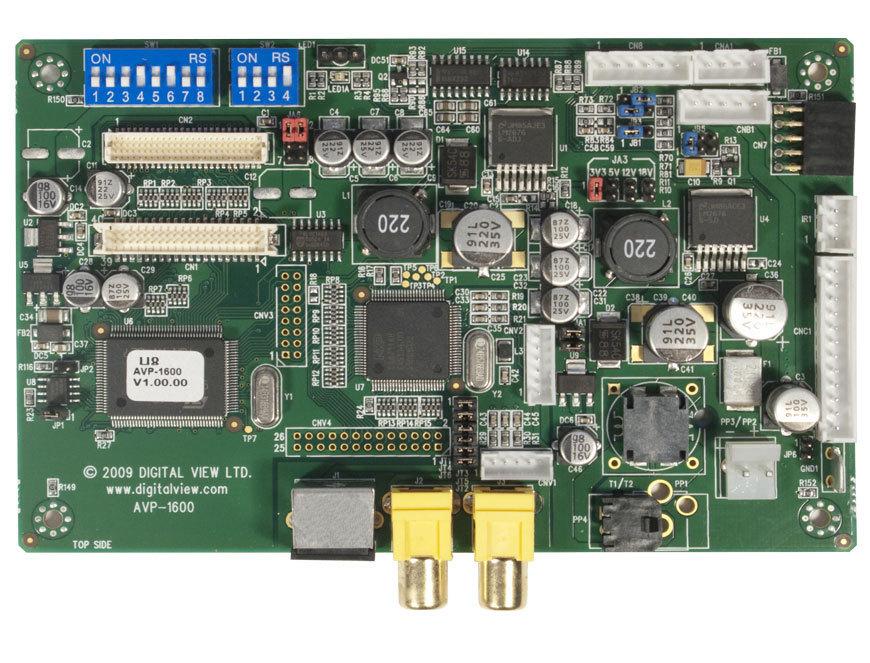 AVP-1600 LCD Controller