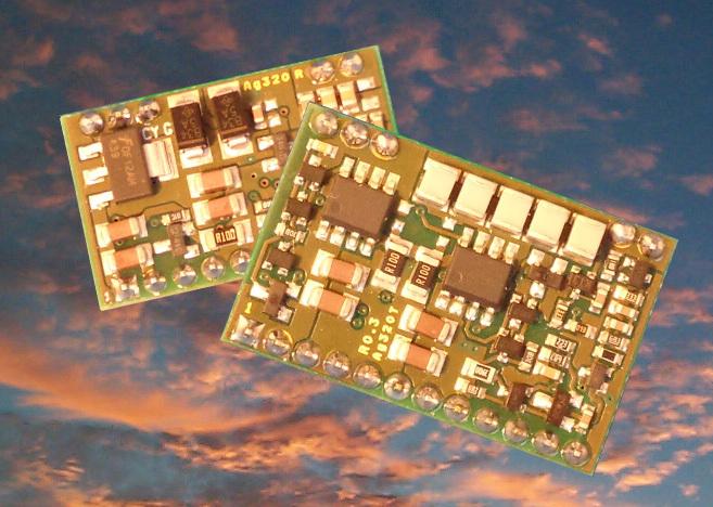 AG320R - 15W Wireless Power Receiver