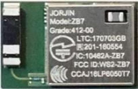 ZB7412-00 - BLE5.0 Module