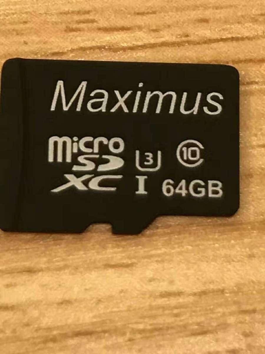 Maximus microSD Industrial