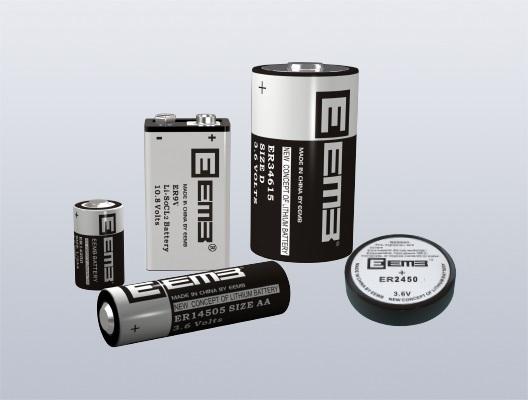 Li-SOCL2 Battery-Energy Type