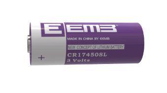 Li-MnO2 Battery-High Power Type