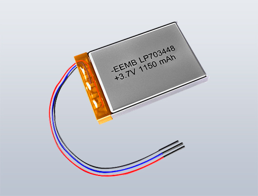 Li-Polymer Battery-High Rate Version